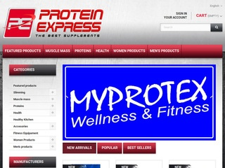 Protein Express